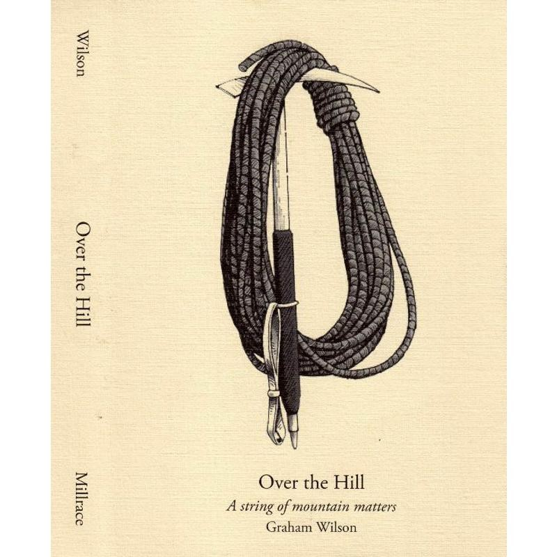 Over the Hill SIGNED by Millrace Books