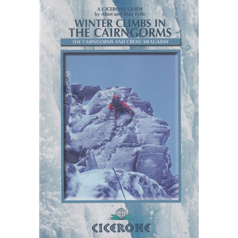 Winter Climbs in the Cairngorms by Cicerone