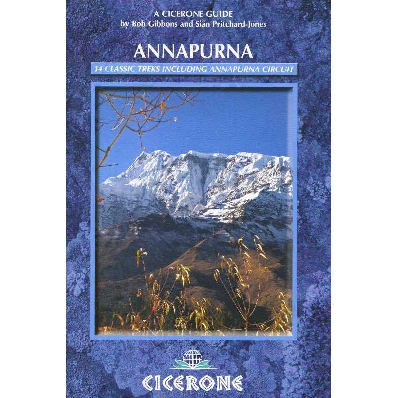 Annapurna: 14 classic treks including the Annapurna Circuit by Cicerone