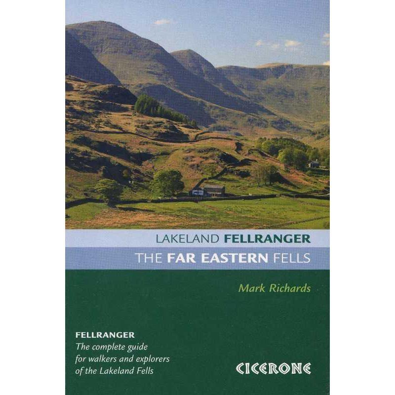 The Far Eastern Fells: Lakeland Fellranger by Cicerone