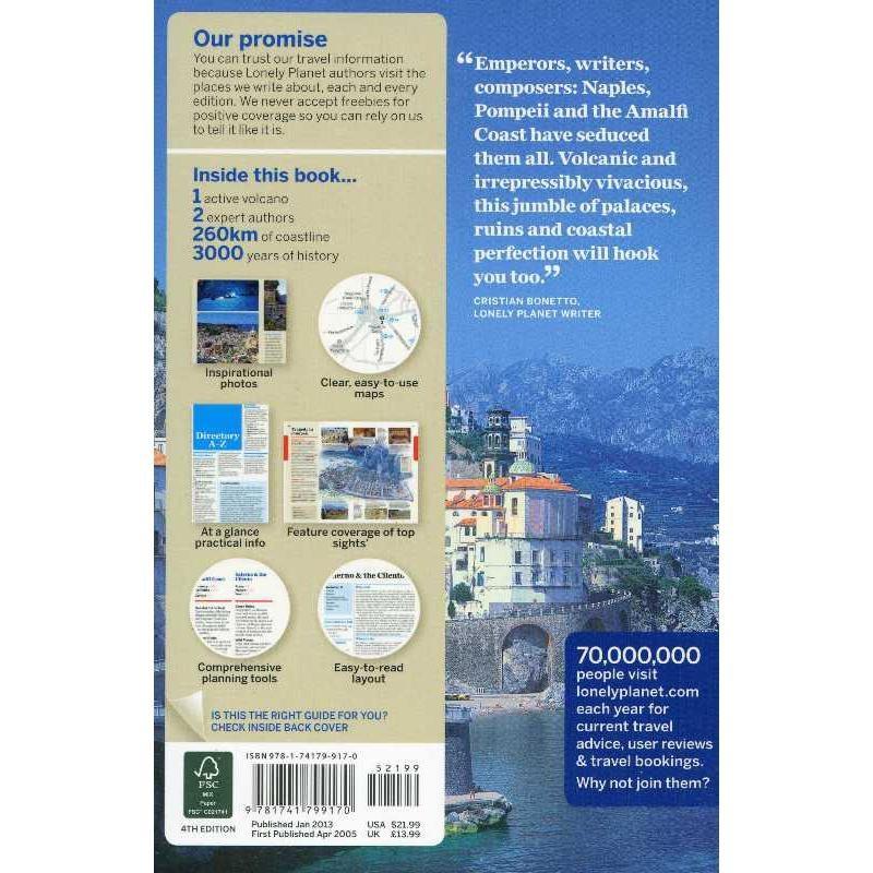 Naples Pompeii and the Amalfi Coast