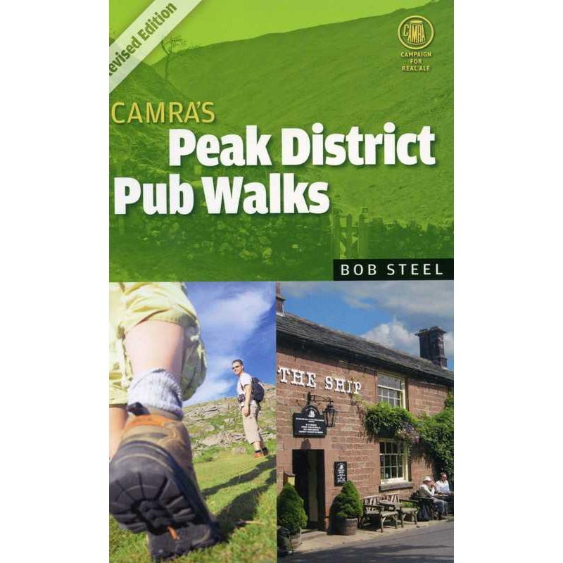 Camras Peak District Pub Walks by CAMRA