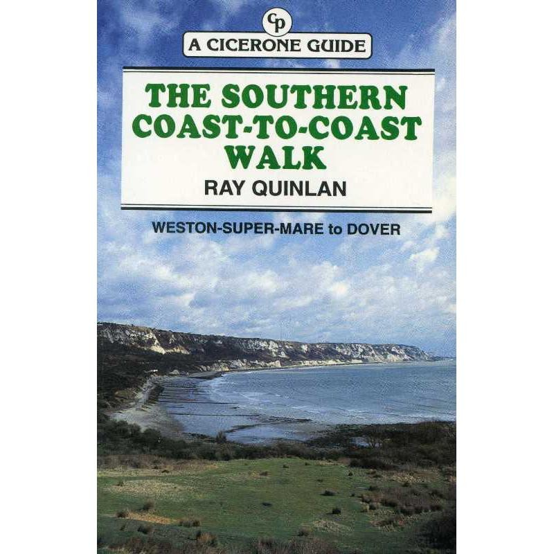 The Southern Coast to Coast Walk by Cicerone