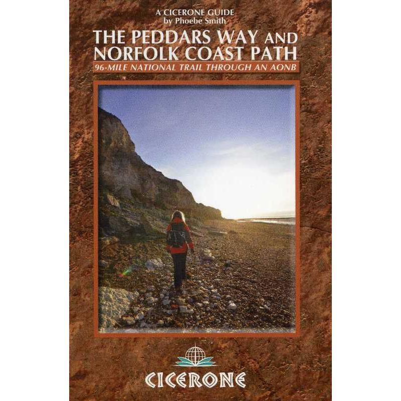 The Peddars Way and Norfolk Coast Path by Cicerone