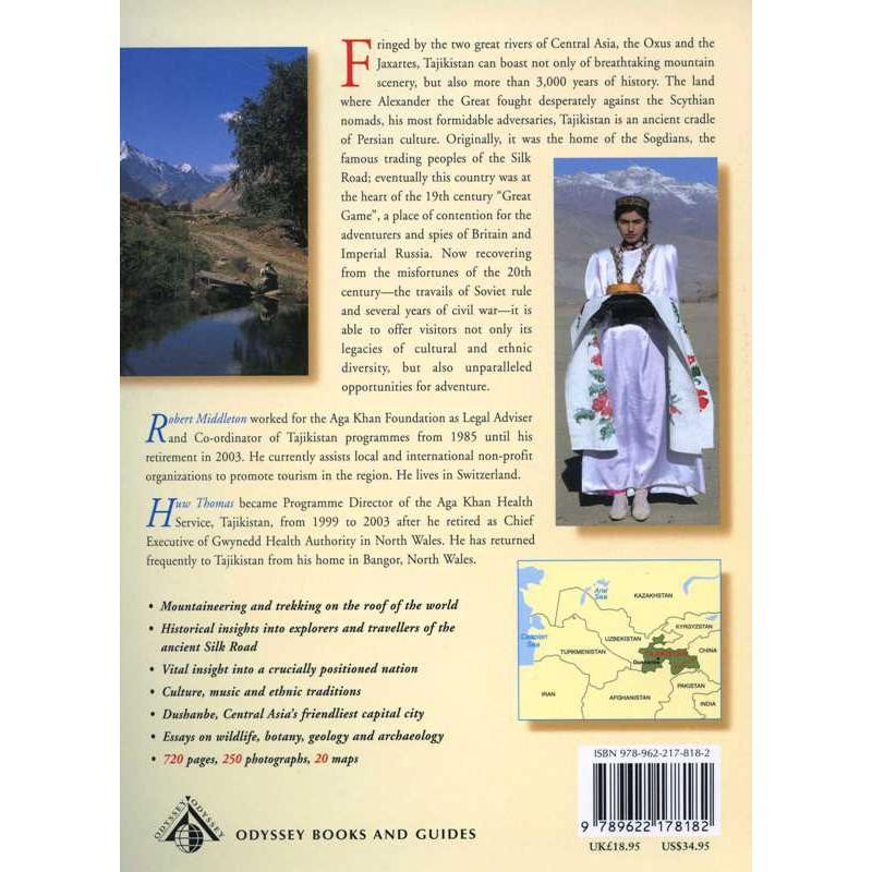 Tajikistan and the High Pamirs by Odyssey