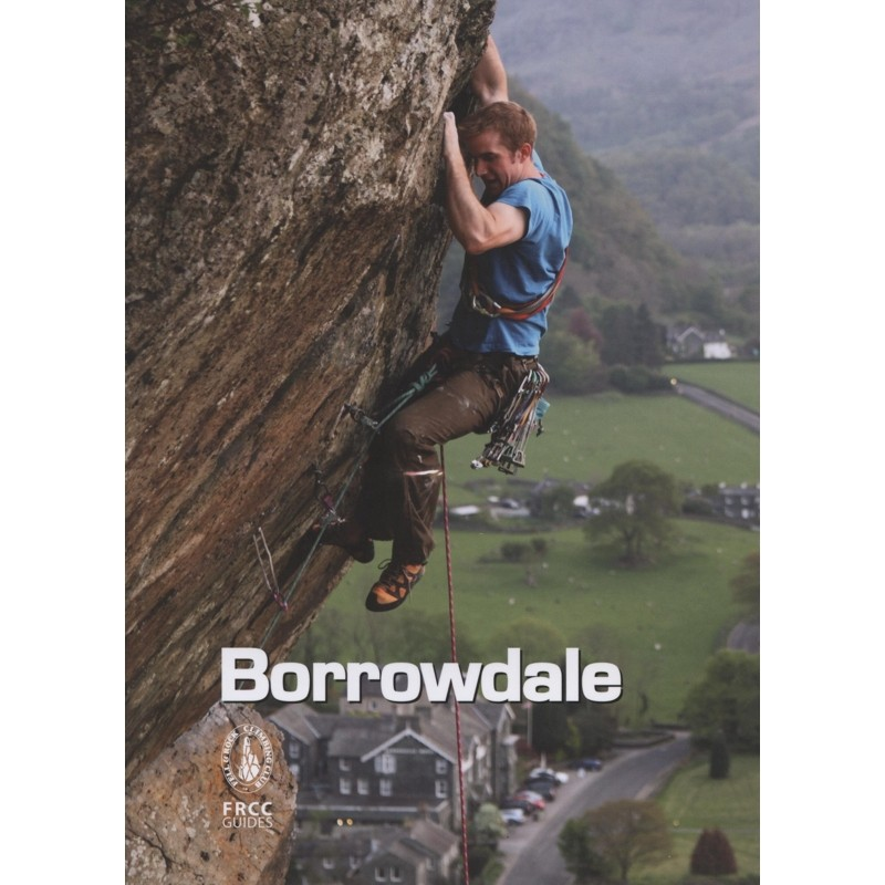 Borrowdale: FRCC Climbing Guide by FRCC