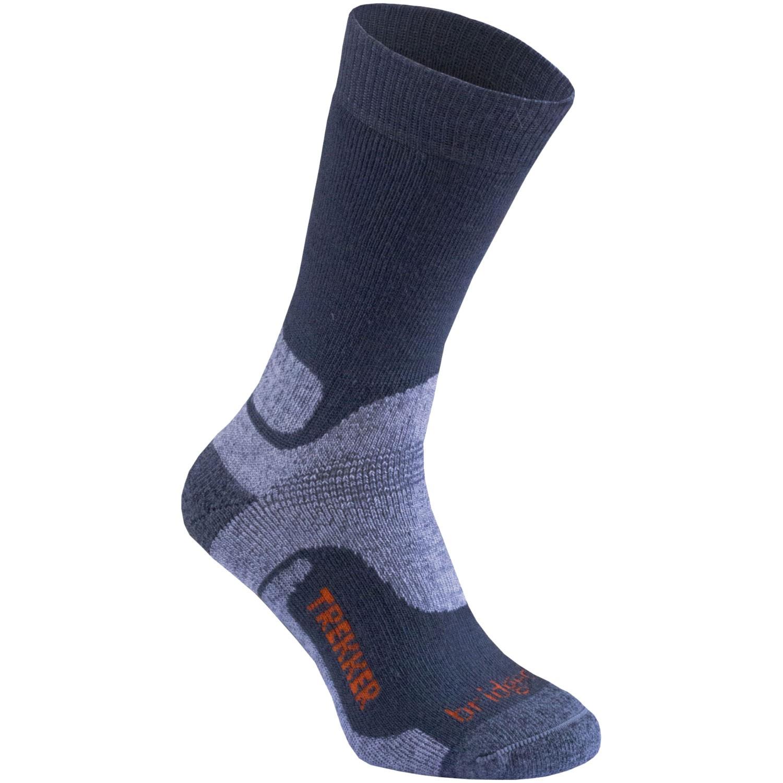 BRIDGEDALE - Trekker WoolFusion Sock - Gunmetal