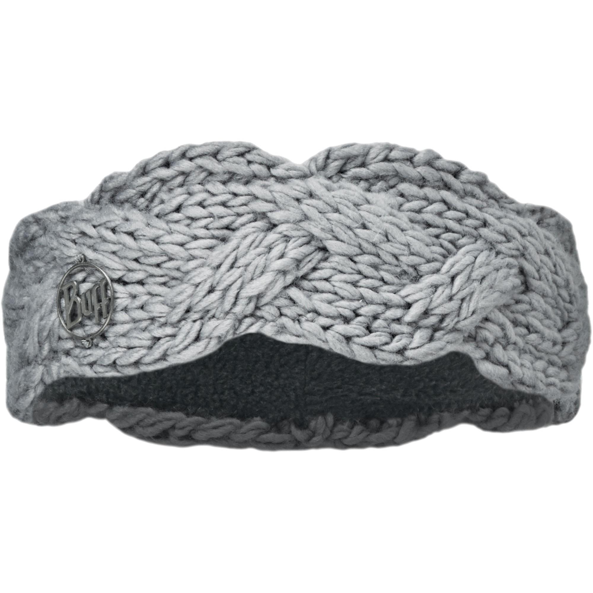 Buff Nyssa Headband - Light Grey