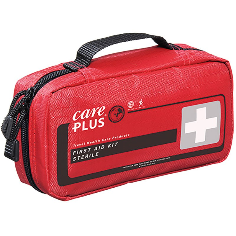 Care Plus First Aid Kit Sterile Plus -