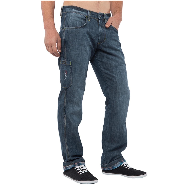 CHILLAZ - Working Pants - Indigo