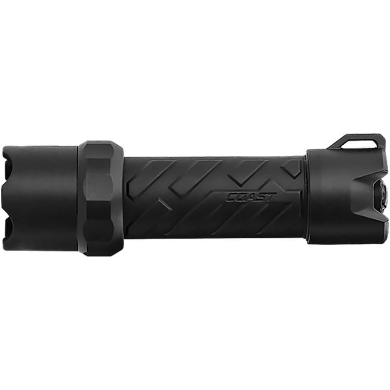 Coast Polysteel 400 Twist Focus Torch Waterproof Crushproof Flashlight