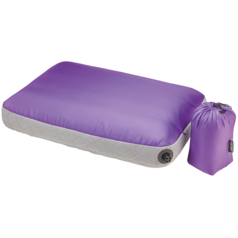 Cocoon Air Core Pillow Ultralight - Purple/Grey - Full Size (40 x 55cm)