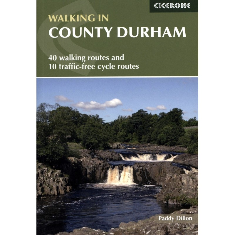 Walking in County Durham by Cicerone