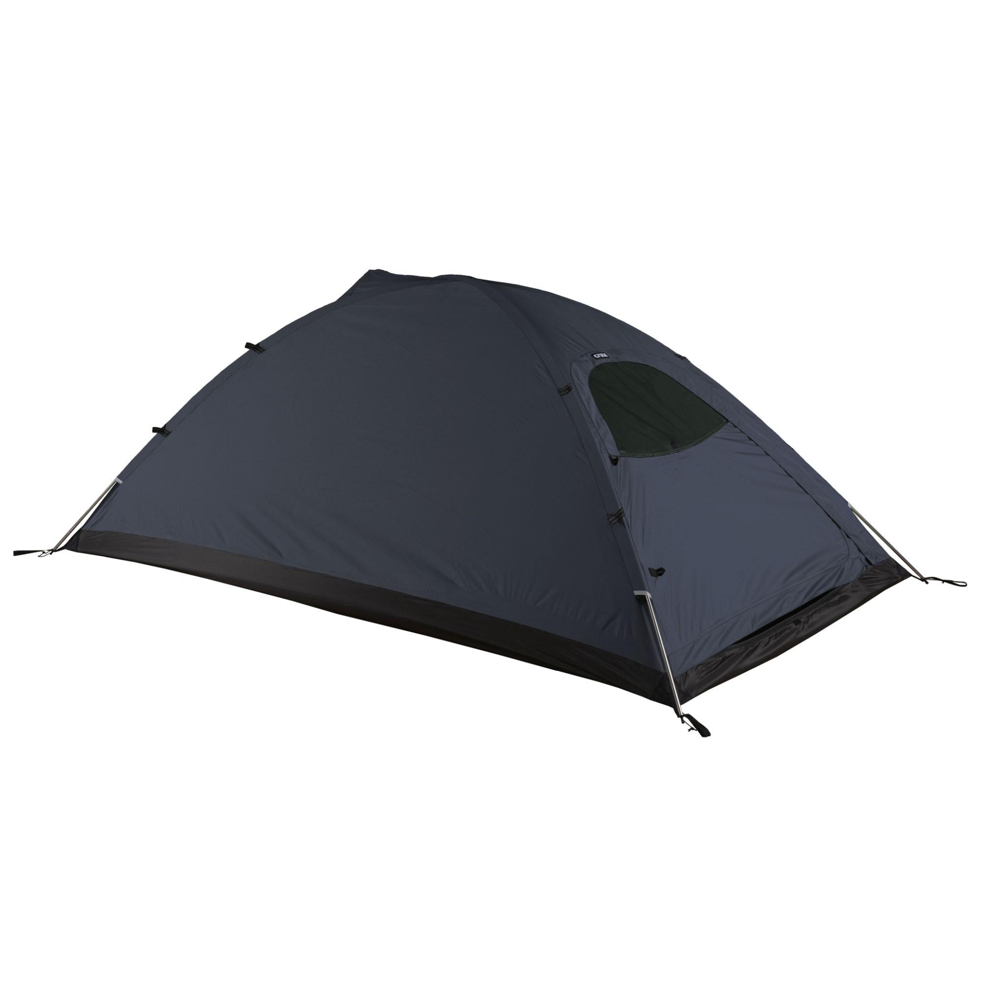 Crux X1 Raid Lightweight Tent - Black