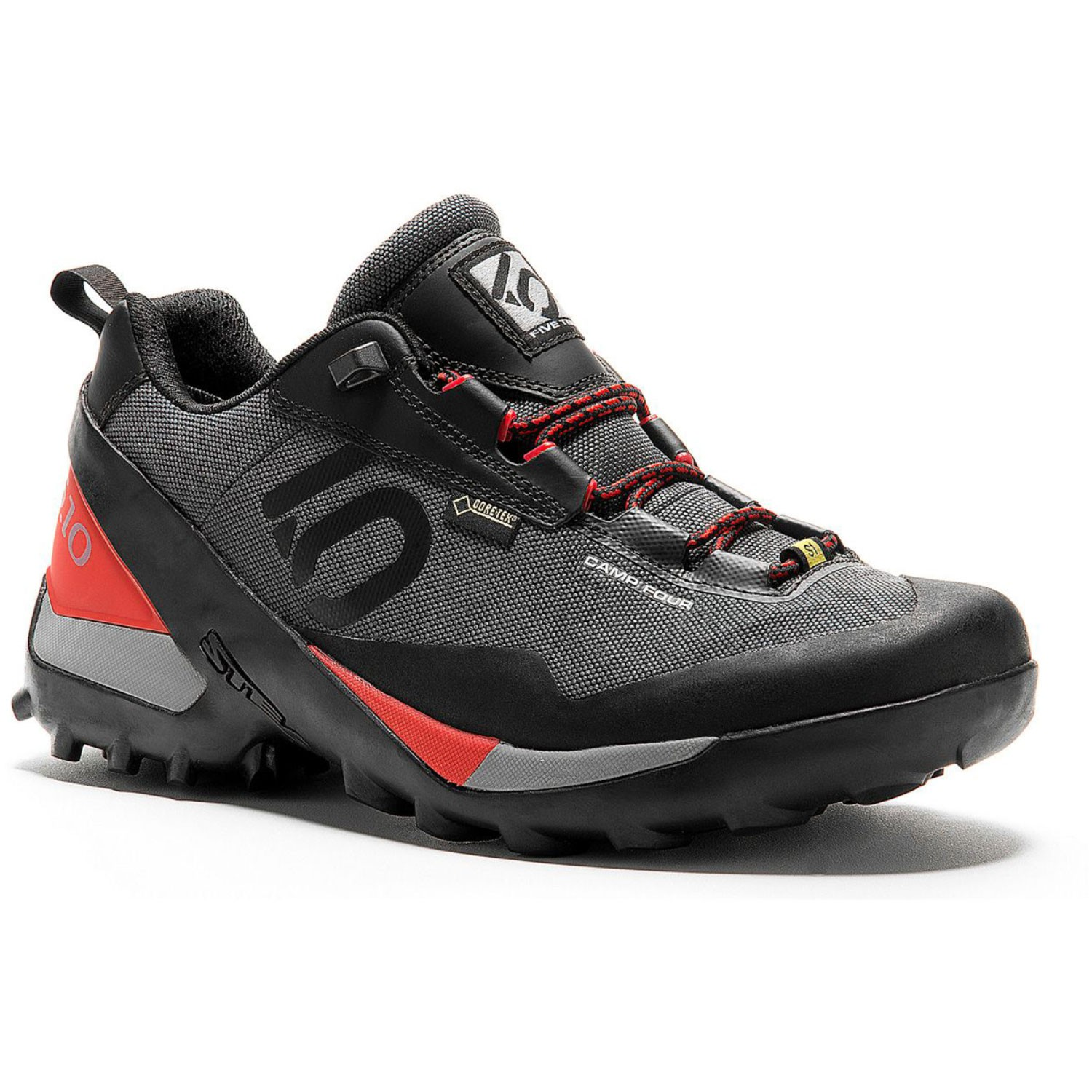 Five Ten Camp Four GTX Black and Red