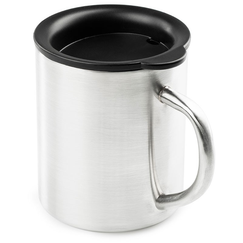 The GSI Glacier Stainless 10fl oz Camp Cup