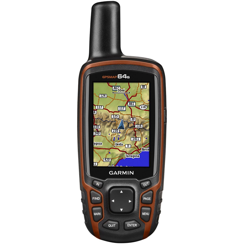 Garmin GPSMAP 64s GB Discoverer Pack