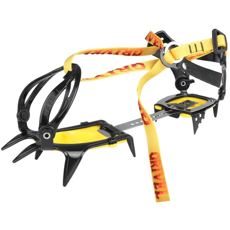 Grivel G10 Lux New-Classic Crampons