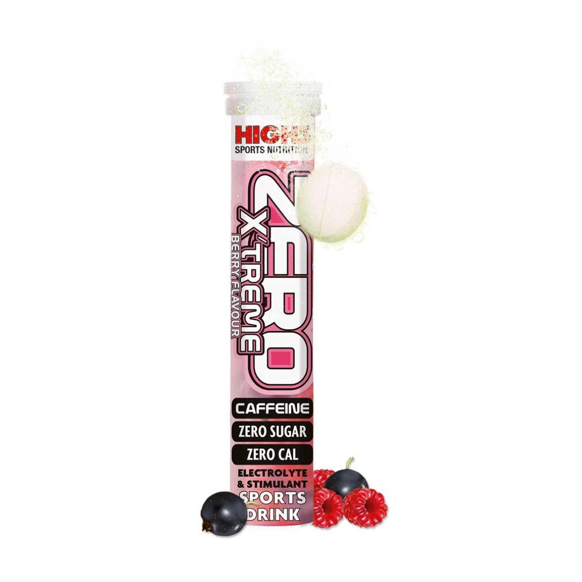 High5 Zero Tube Xtreme Berry