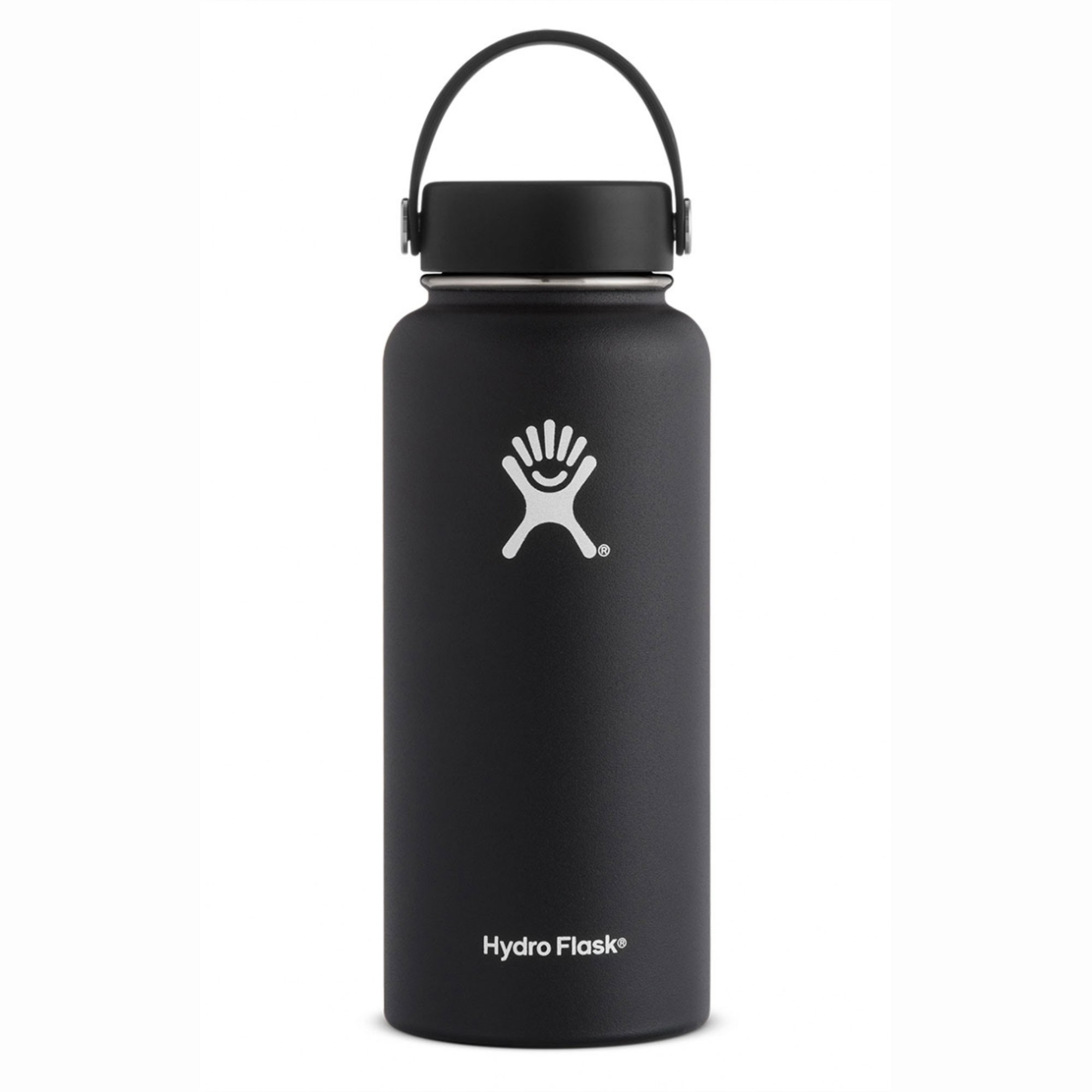 Hydro Flask 32 oz Wide Mouth - Black