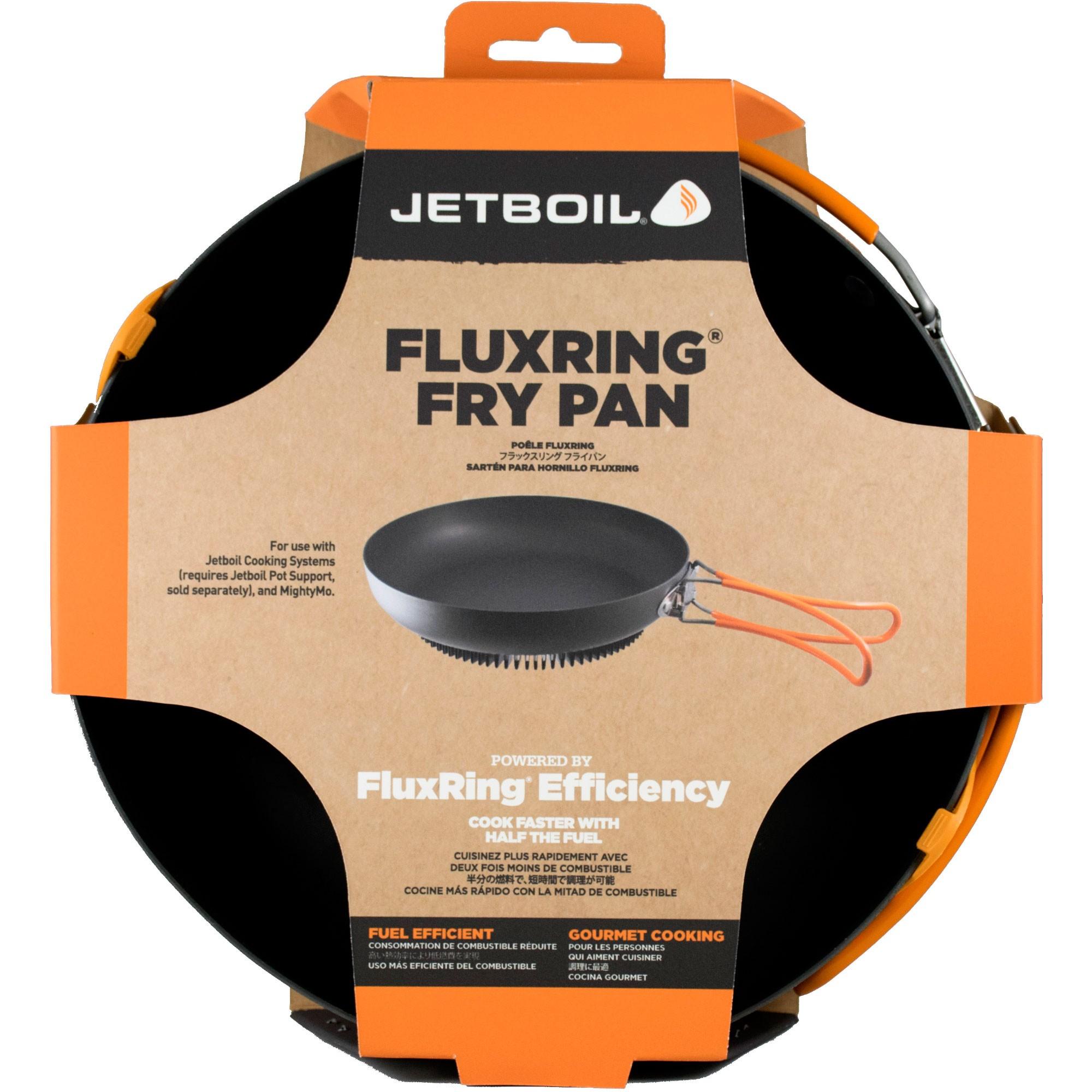 Jetboil FluxRing Fry Pan Black
