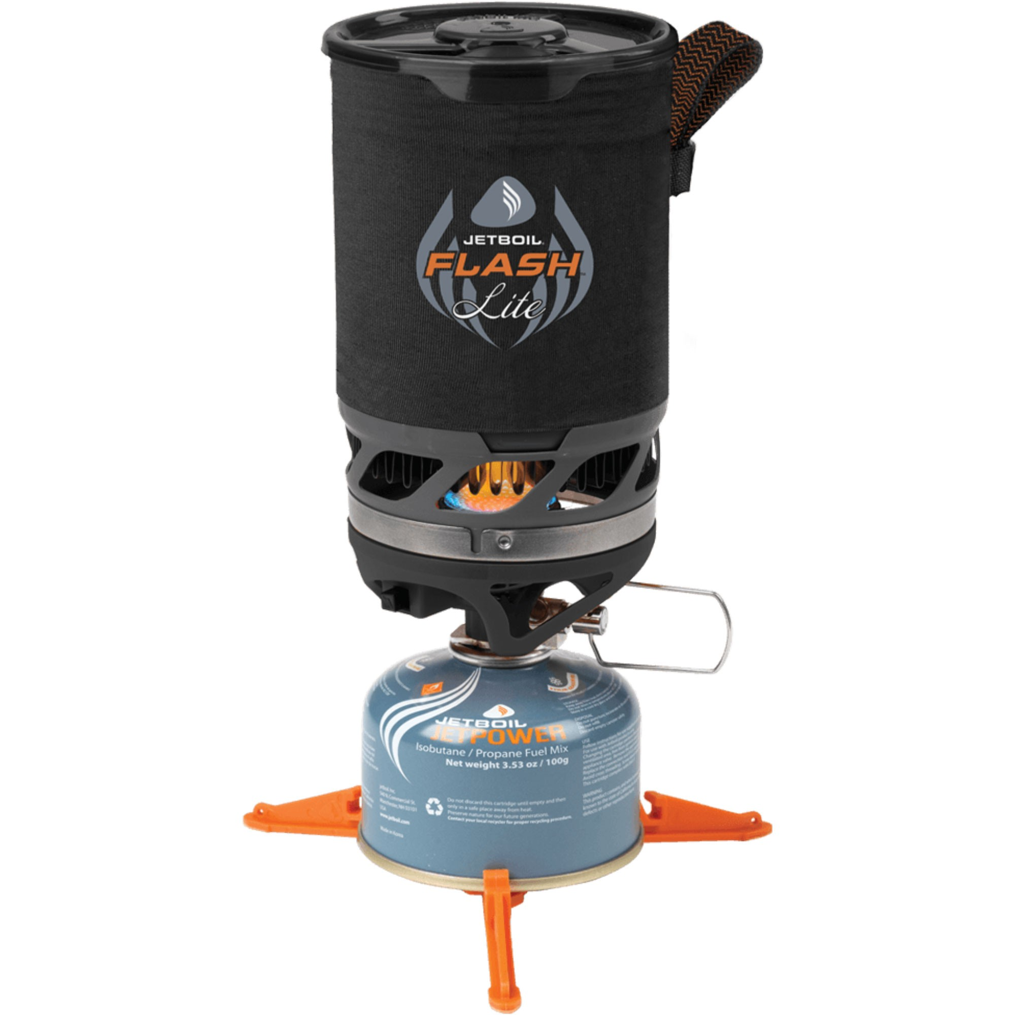 Jetboil Flash Lite Personal Cooking System Black