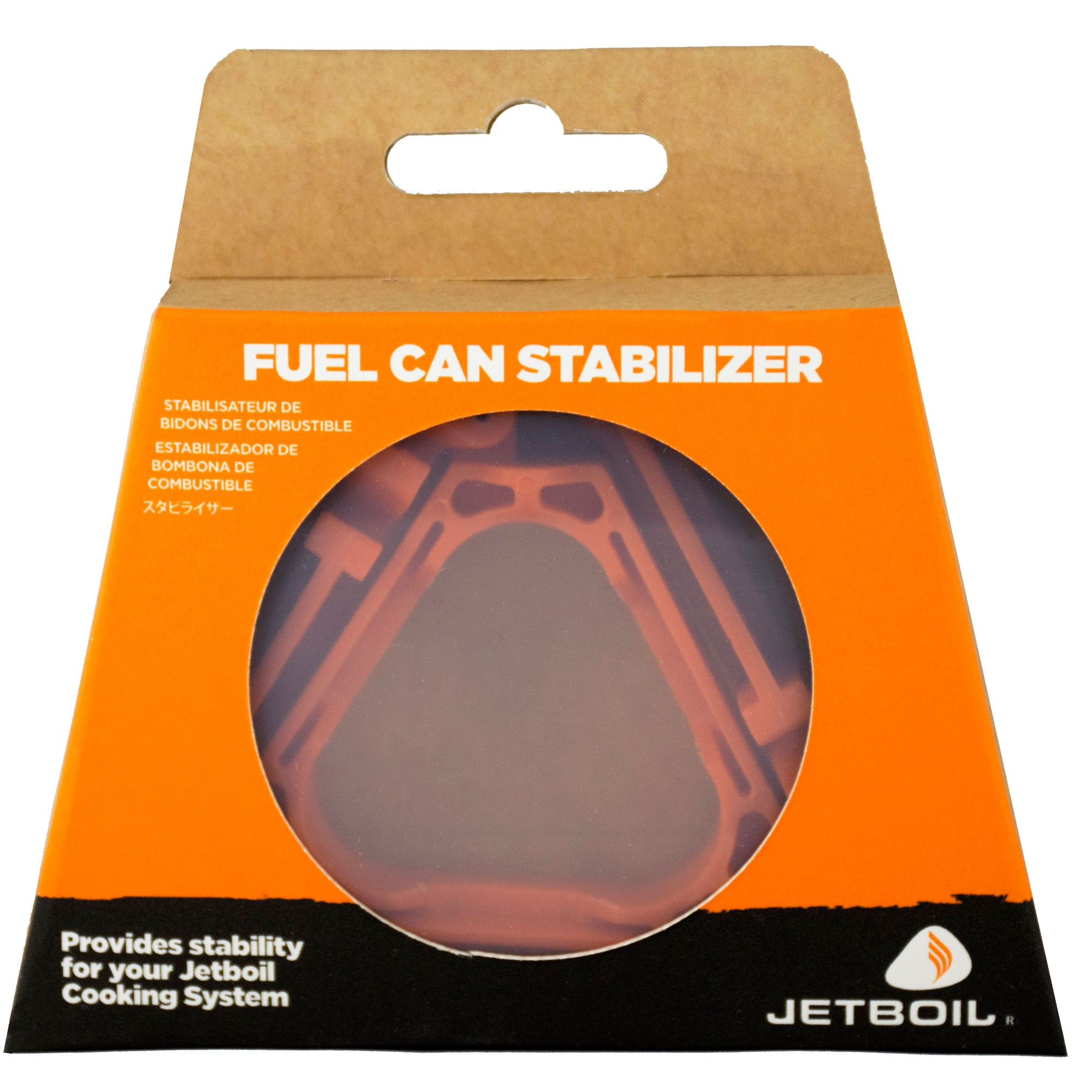 Jetboil Fuel Can Stabiliser Orange