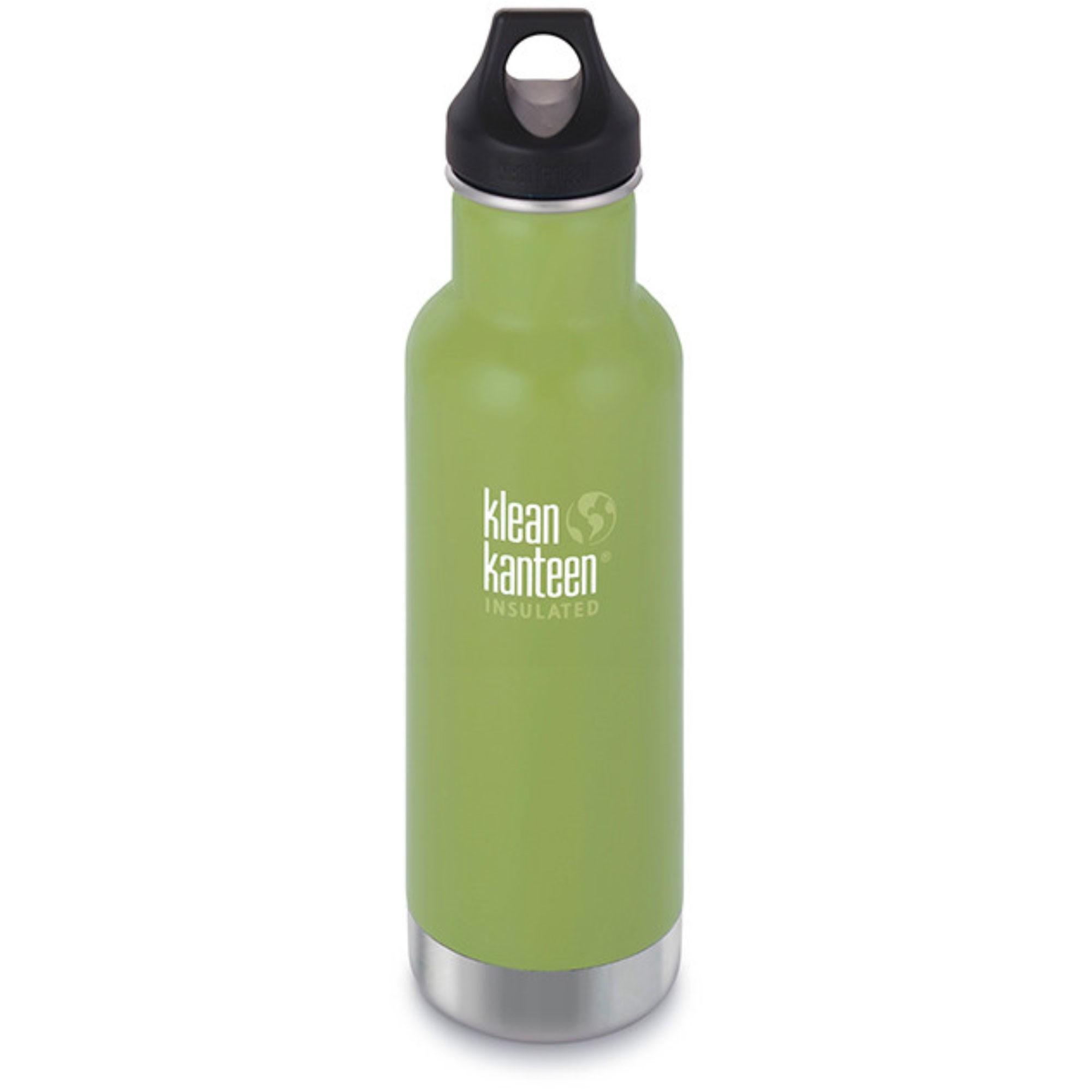 KLEAN KANTEEN - Classic Insulated Flask - 592ml - Bamboo Leaf (Matt)