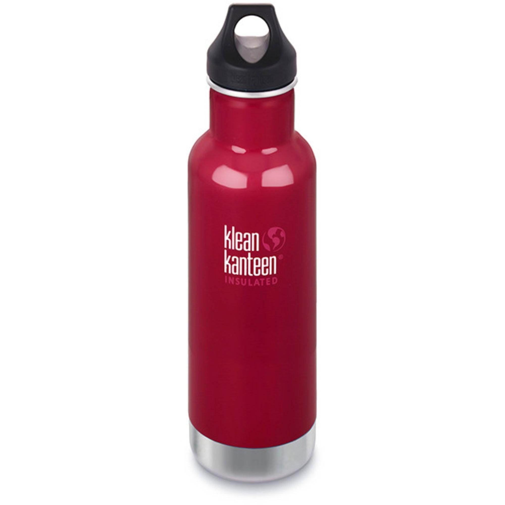 KLEAN KANTEEN - Classic Insulated Flask - 592ml - Beet Root