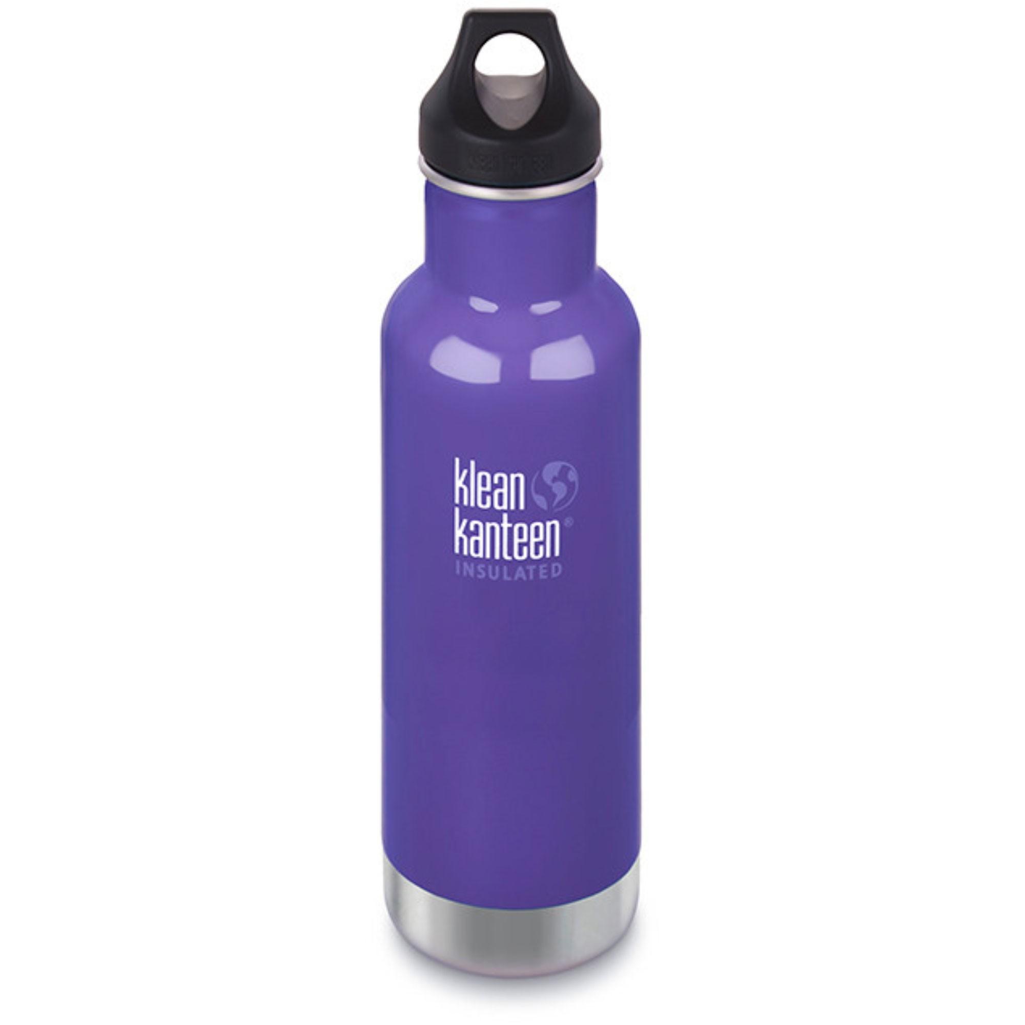 KLEAN KANTEEN - Classic Insulated Flask - 592ml - Blooming Iris