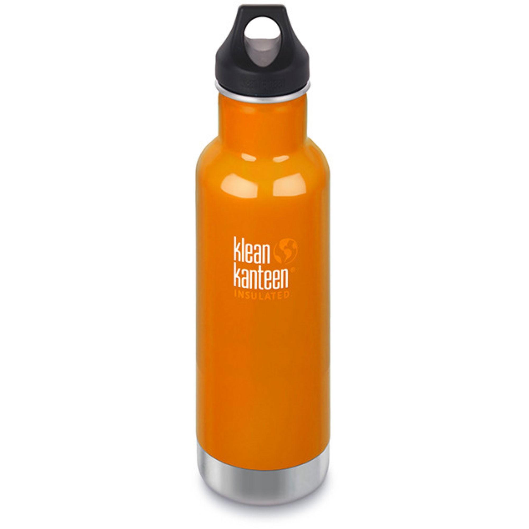 KLEAN KANTEEN - Classic Insulated Flask - 592ml - Canyon Orange