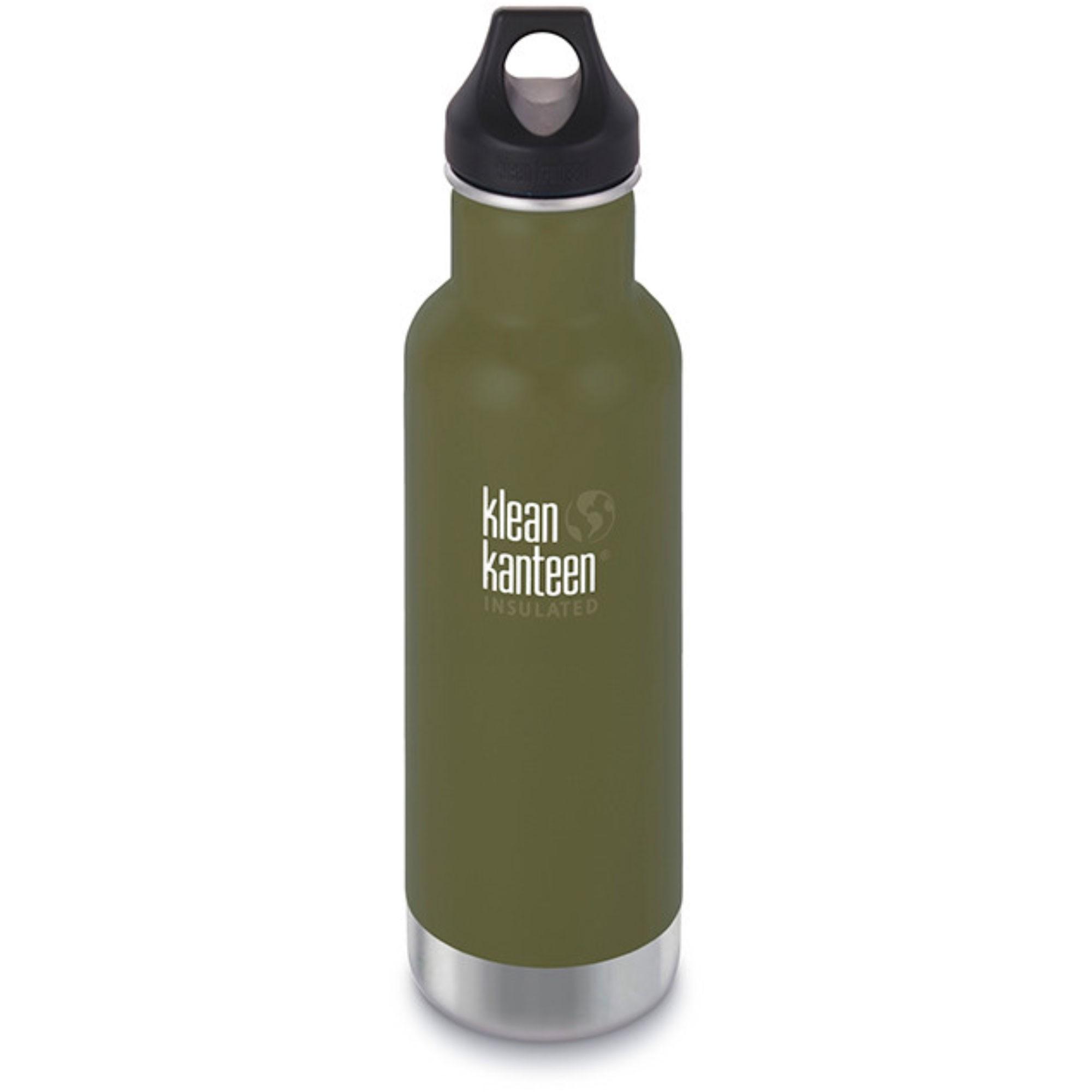 KLEAN KANTEEN - Classic Insulated Flask - 592ml - Fresh Pine (Matt)
