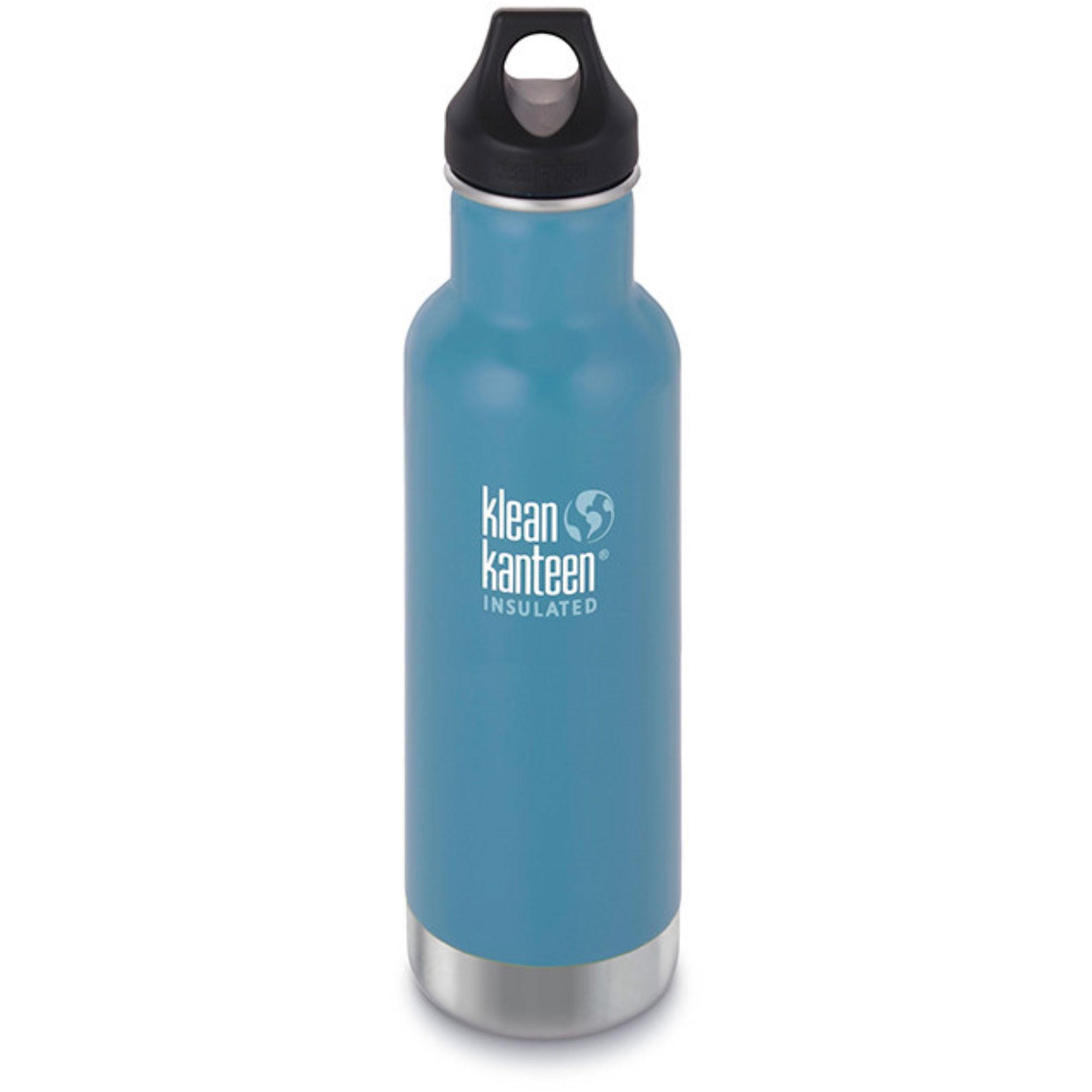 KLEAN KANTEEN - Classic Insulated Flask - 592ml - Quiet Storm (Matt)