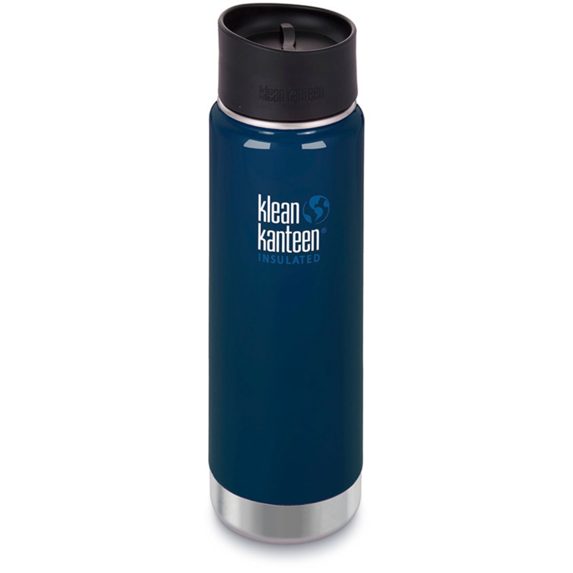 KLEAN KANTEEN - Insulated Cafe Cap Flask - 592ml - Neptune Blue