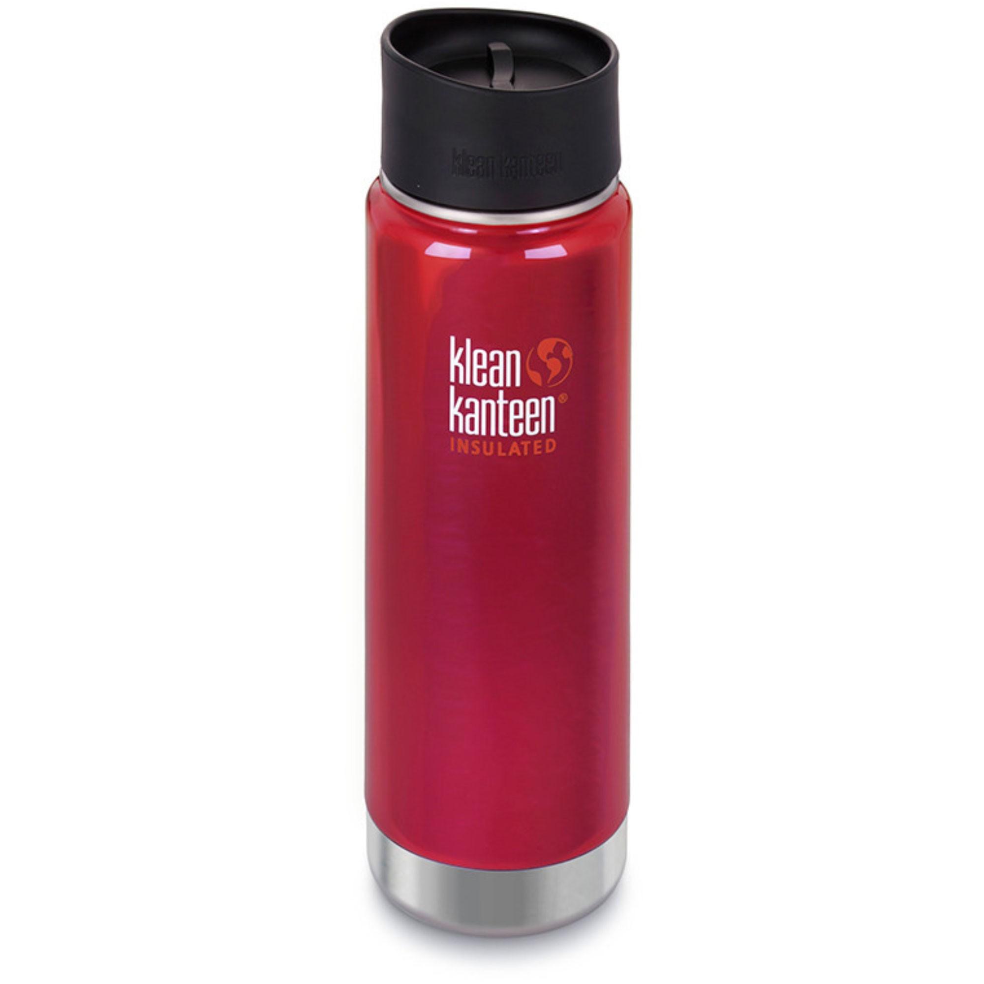 KLEAN KANTEEN - Insulated Cafe Cap Flask - 592ml - Roasted Pepper