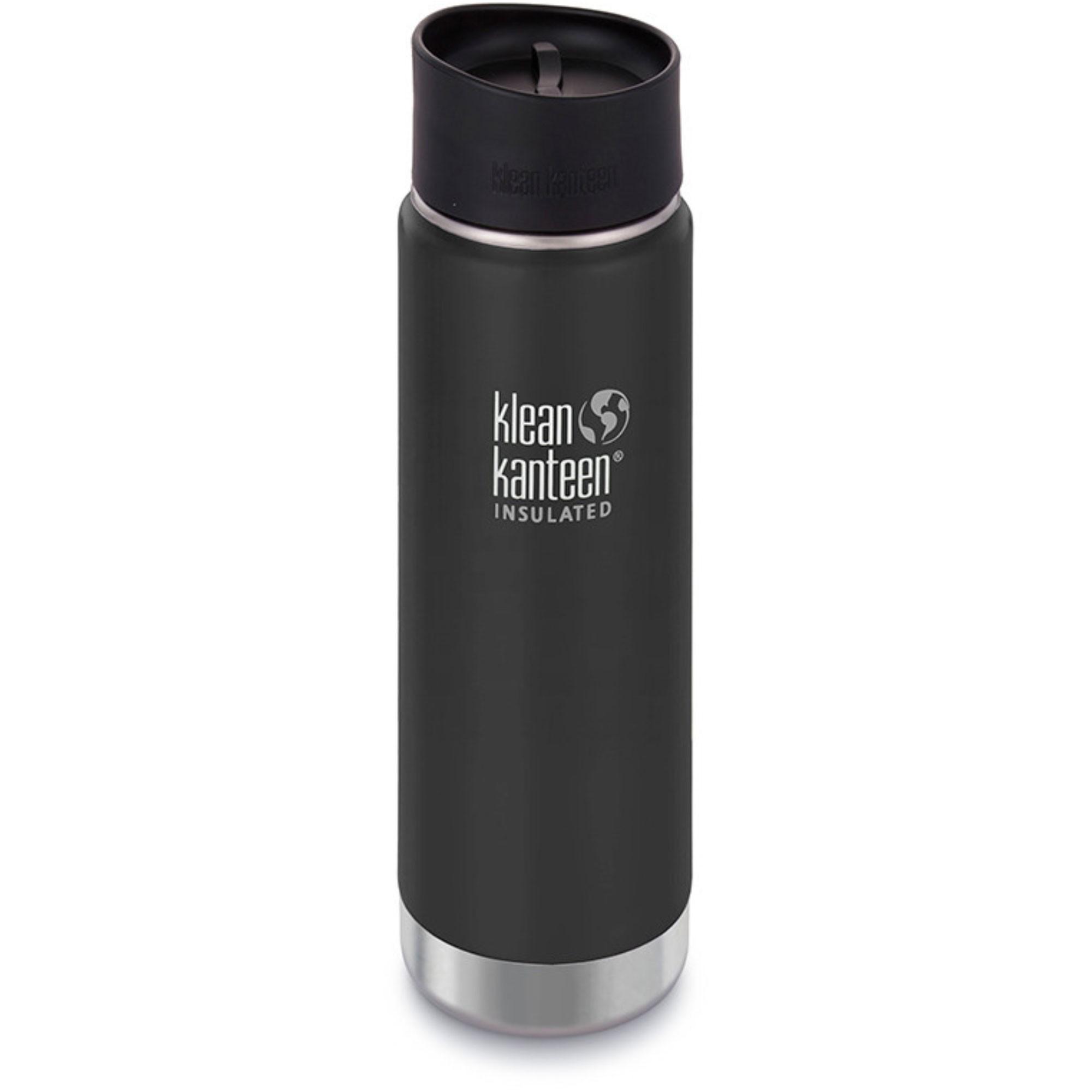 KLEAN KANTEEN - Insulated Cafe Cap Flask - 592ml - Shale Black