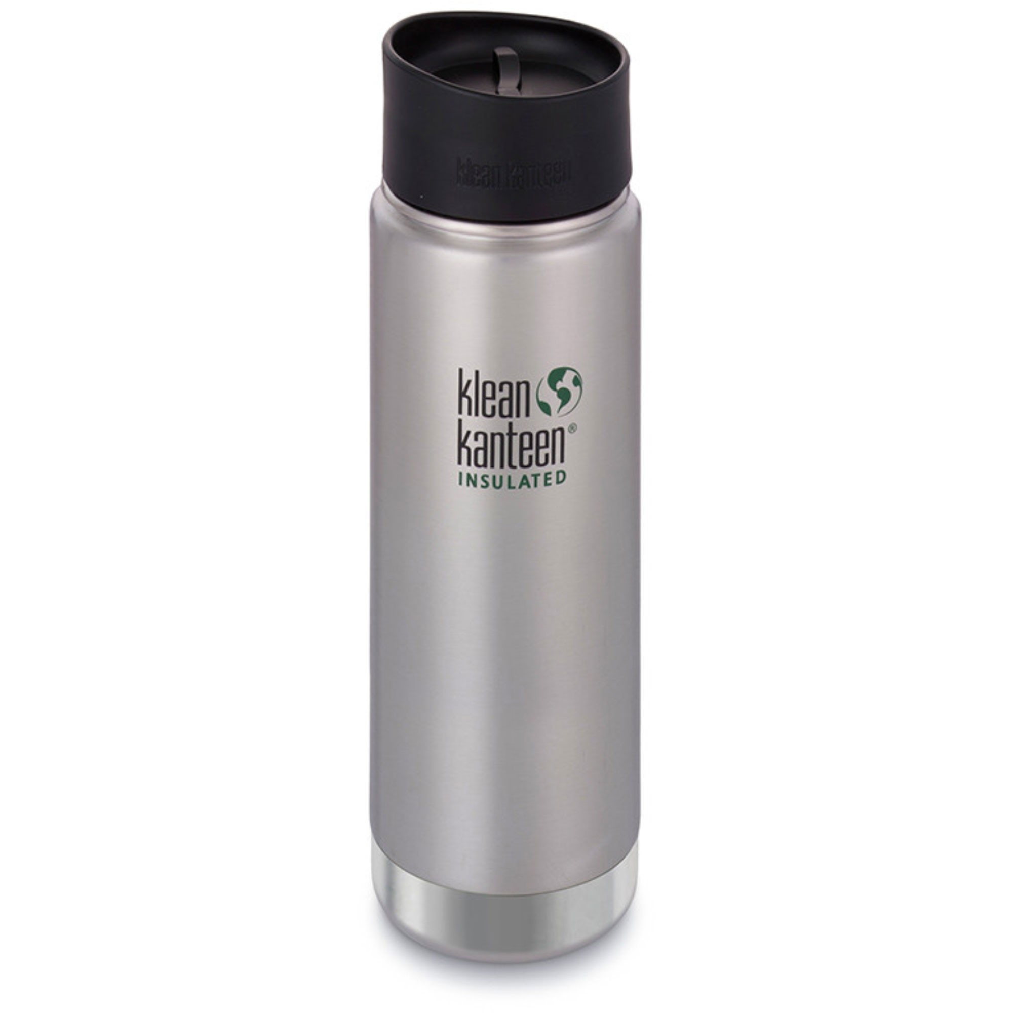 KLEAN KANTEEN - Insulated Cafe Cap Flask - 592ml - Stainless Steel
