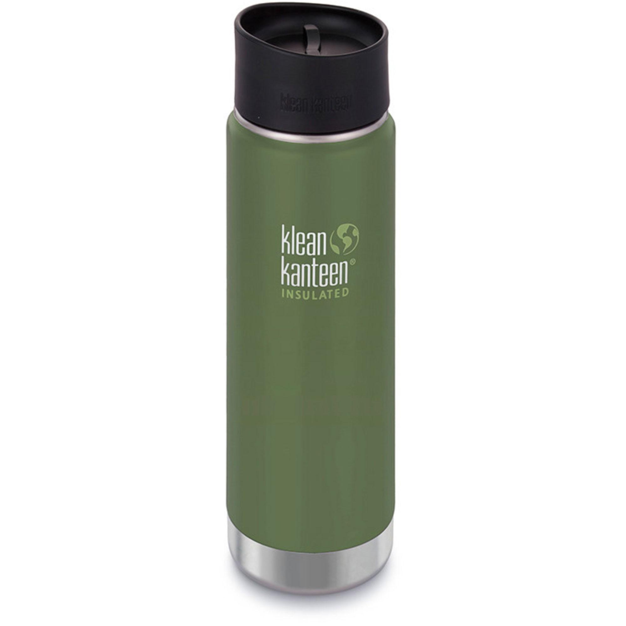 KLEAN KANTEEN - Insulated Cafe Cap Flask - 592ml - Vineyard Green