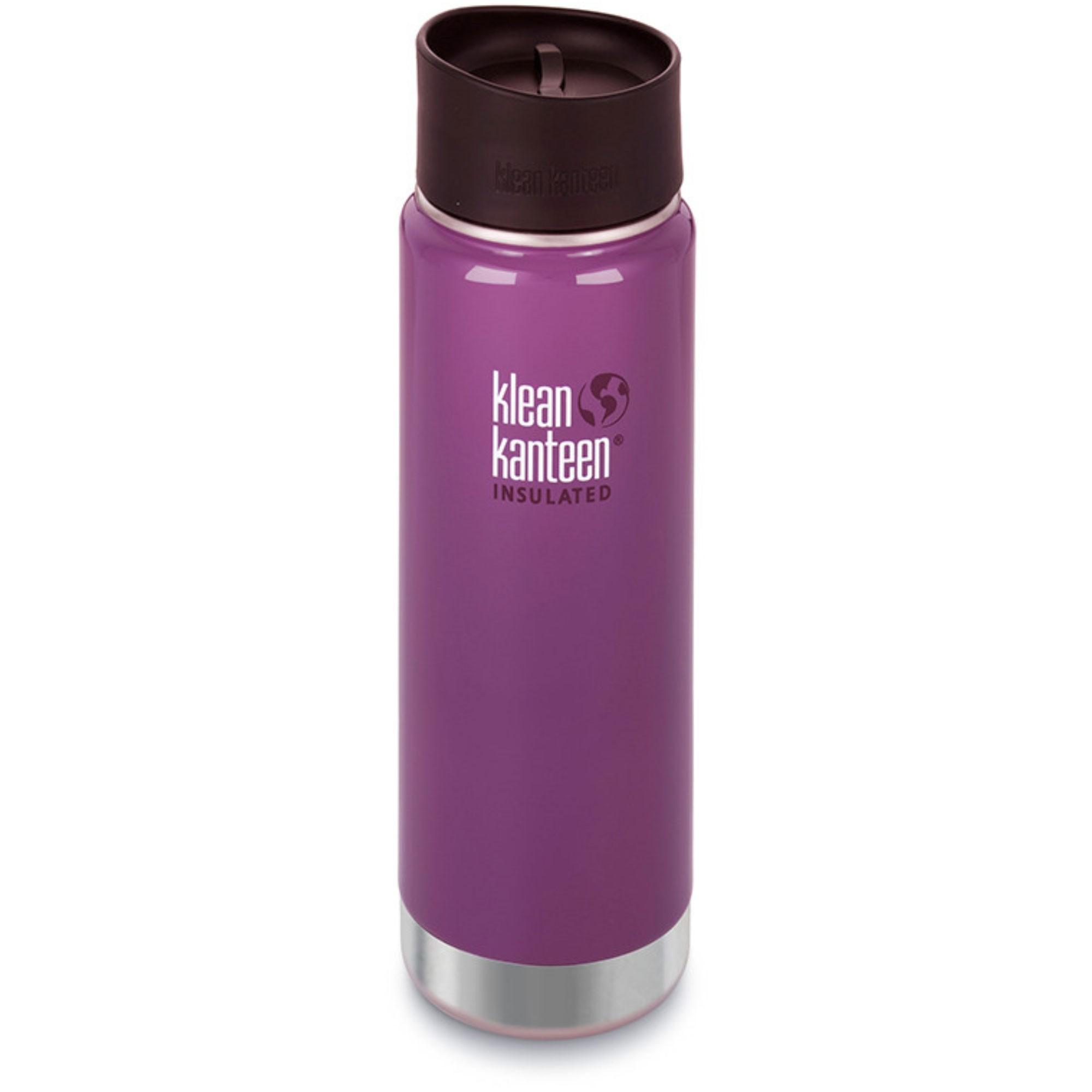 KLEAN KANTEEN - Insulated Cafe Cap Flask - 592ml - Wild Grape