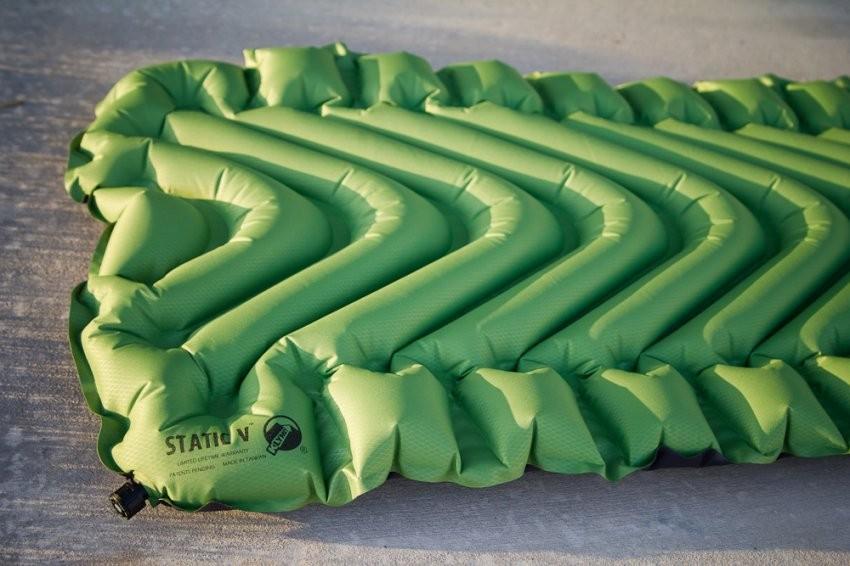 Klymit Static V Apple Green