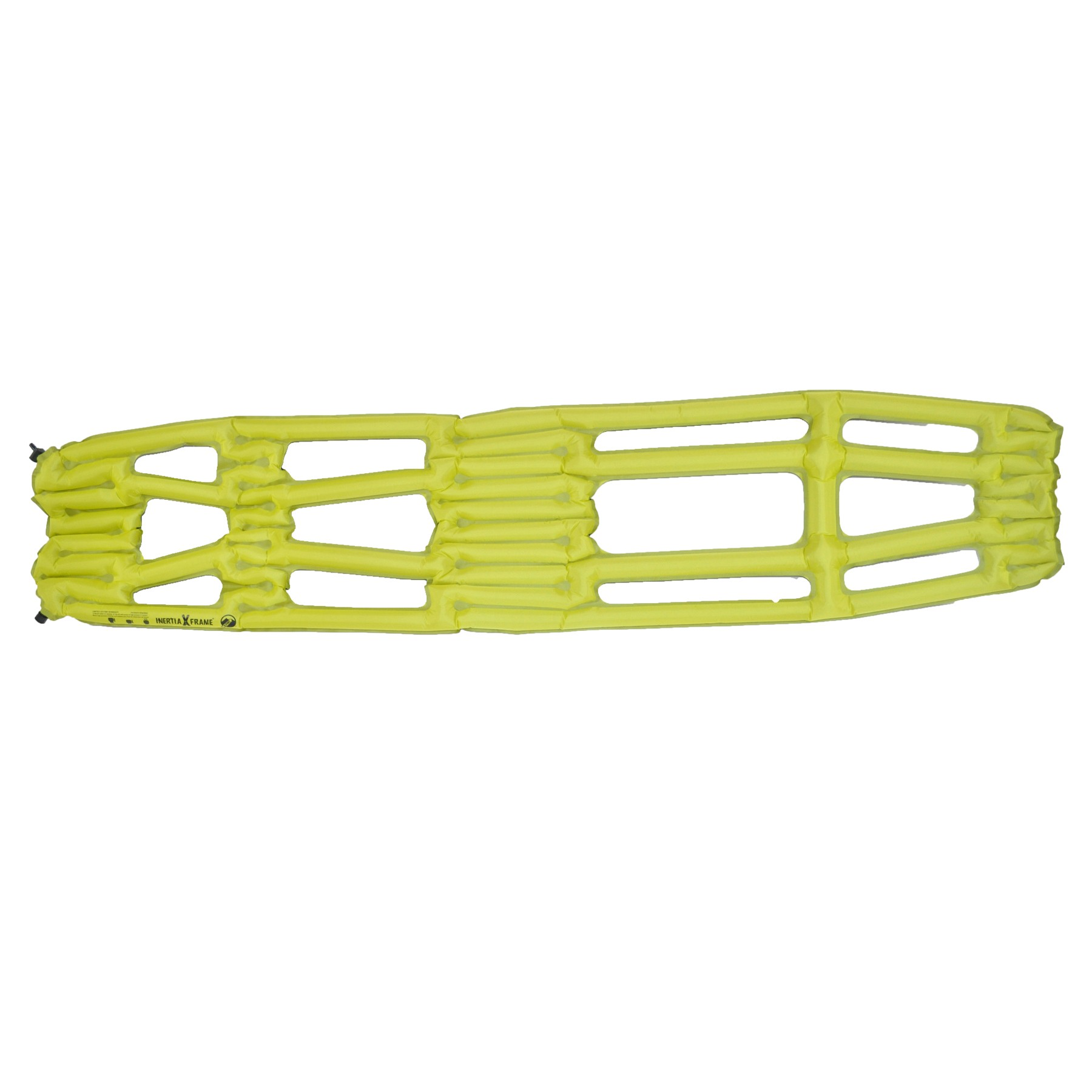 Klymit Inertia X Frame Chartreuse Neon Green/Charcoal Grey