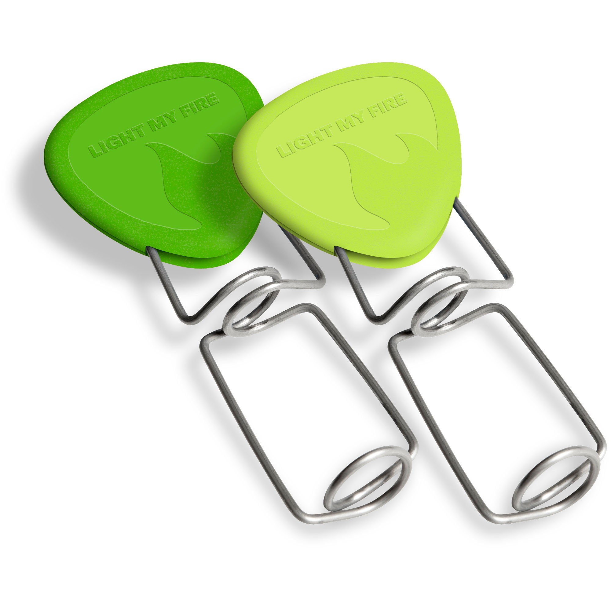 LIGHT MY FIRE - Grill Fork - Lime/Green
