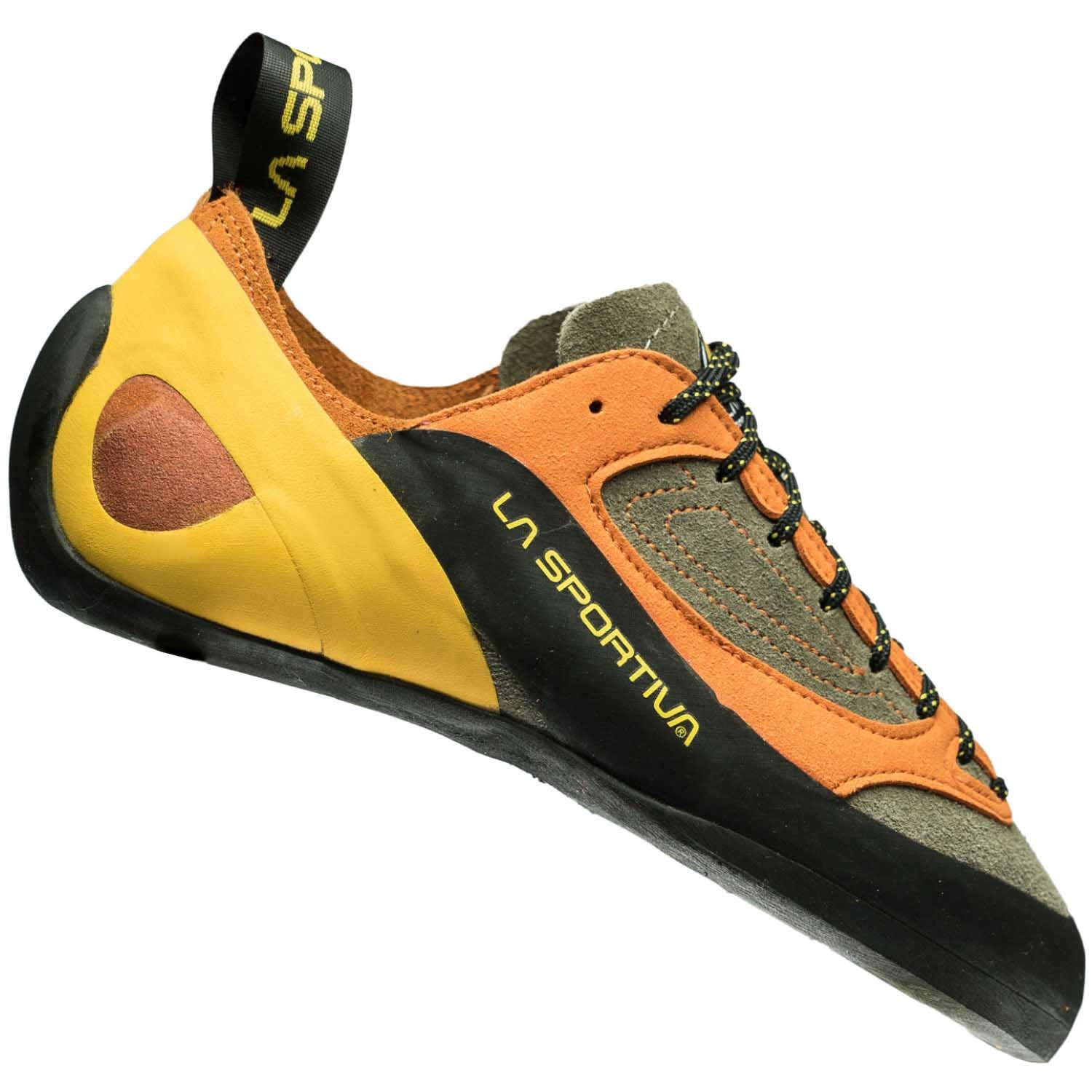 LA SPORTIVA - Finale Climbing Shoe Brown/Orange