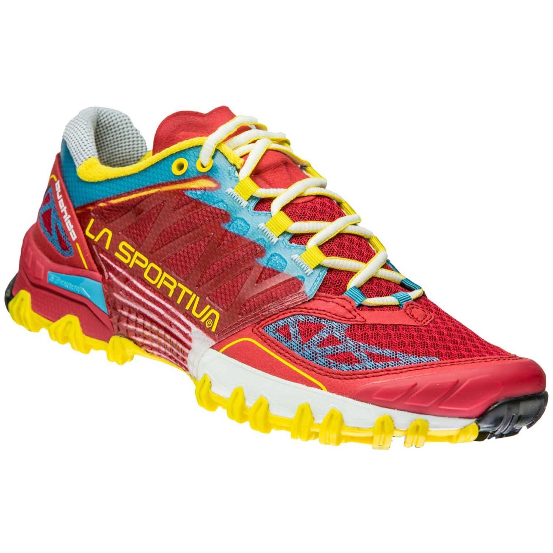 LA SPORTIVA - Bushido Women's Running Shoe - Berry