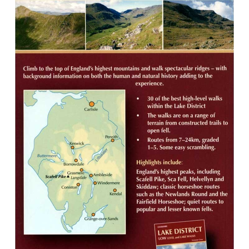 Lake District High Level and Fell Walks