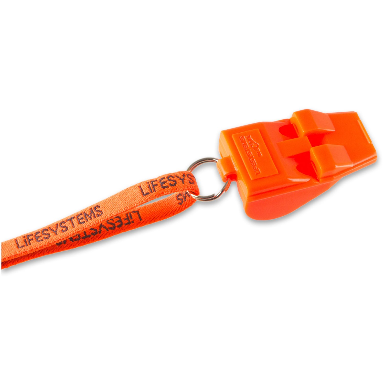 Lifesystems Survival Whistle Orange