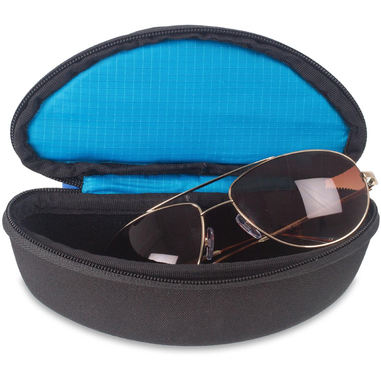 Lifeventure Sunglasses Case Black