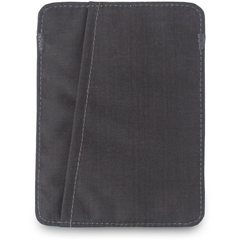 Lifeventure RFiD Passport Wallet Grey