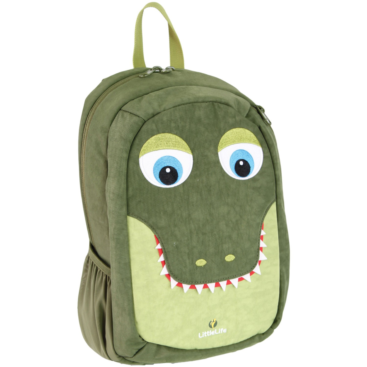 LITTLELIFE - Toddler's Animal Rucksack - Crocodile