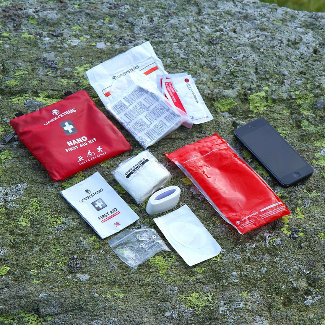 Lifesystems Nano First Aid Kit